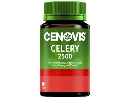 Cenovis Celery 2500 80 Capsules