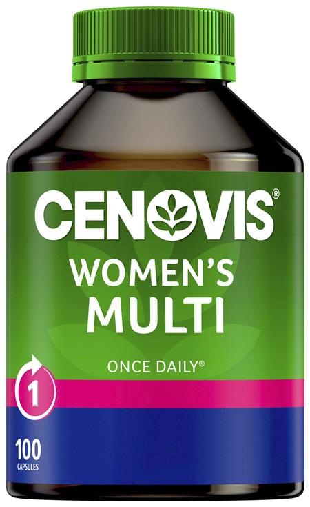 Cenovis Women's Multi