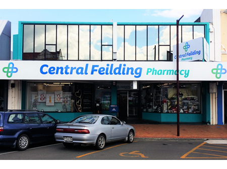 Central Feilding Pharmacy