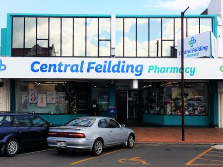 Central Feilding Pharmacy