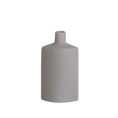 Ceramic Vase - Pale Grey