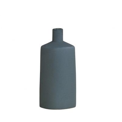 Ceramic Vase - Petrol