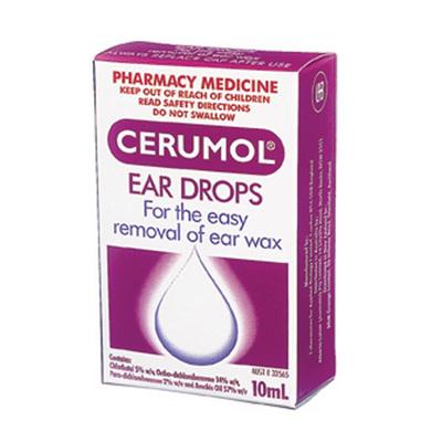 Cerumol Ear Drops - 10ml