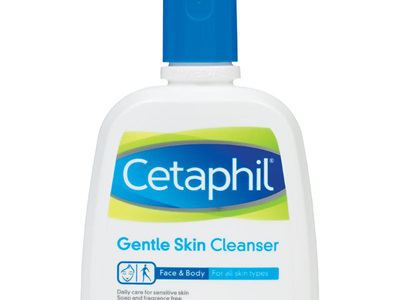 Cetaphil Gentle Skin Cleanser face & body for all skin types 250ml