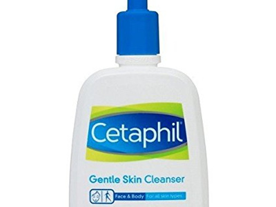 Cetaphil Gentle Skin Cleanser Face & Body for all skin types 500ml