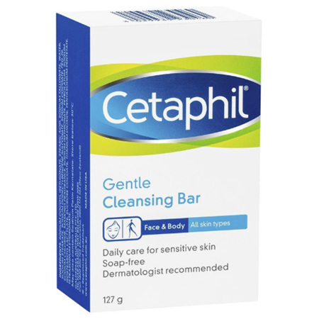 CETAPHIL Cleansing Bar 127g