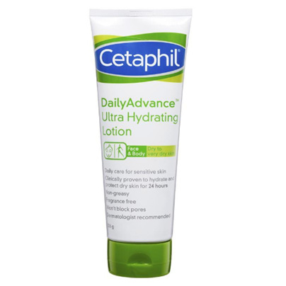 CETAPHIL Daily Advanced Ultra Hydrating Lotion 226g
