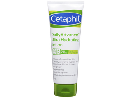 Cetaphil DailyAdvance Ultra Hydrating Lotion 226gm, Dry Skin