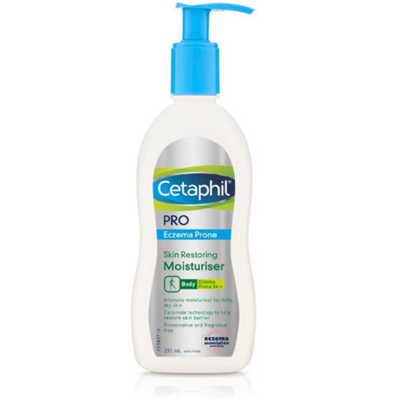 Cetaphil Eczema Prone Body Moisturiser 295ml