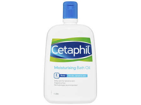 Cetaphil Moisturising Bath Oil 1L