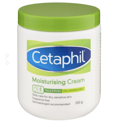 CETAPHIL Moisturising Cream 550g