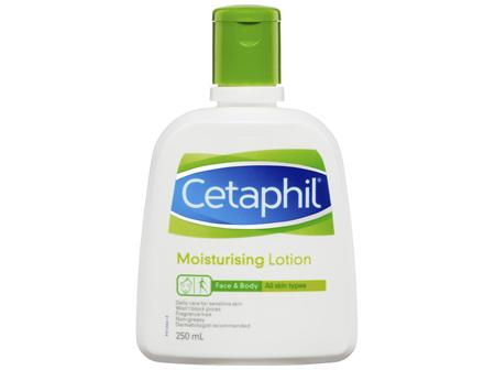 Cetaphil Moisturising Lotion 250mL, Daily Face & Body