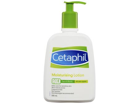 Cetaphil Moisturising Lotion 500mL