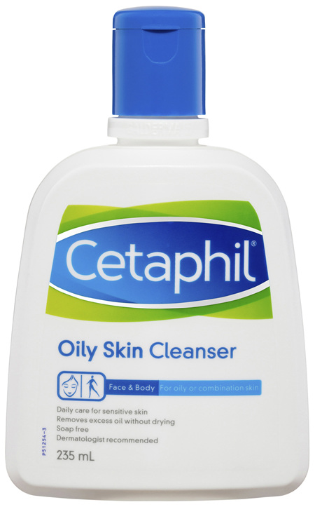 Cetaphil Oily Skin Cleanser 235mL