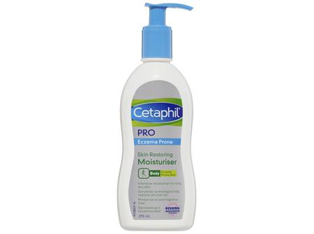 Cetaphil Pro Eczema Prone Skin Restoring Body Moisturiser 295mL