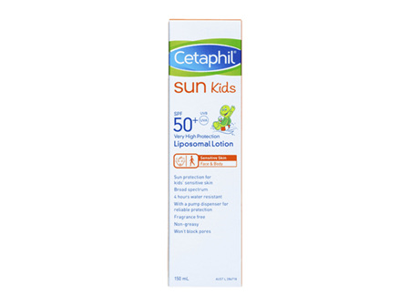 Cetaphil Sun Kids SPF50+ 150ml