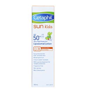 Cetaphil Sun Kids SPF50+ 150ml