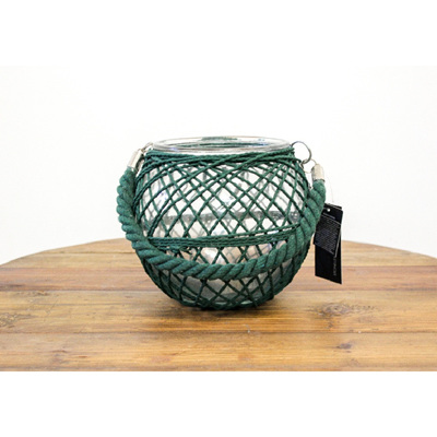Chailai Rope Lantern - Green
