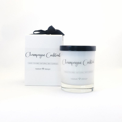 Champagne Cocktail - Soy Candle/Standard