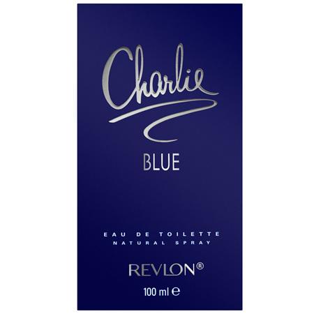Charlie Blue Eau De Toilette 100mL