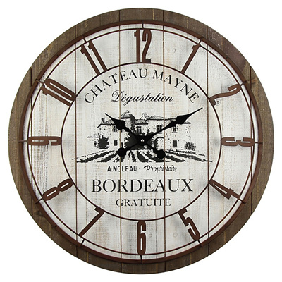 Chateau Mayne Clock