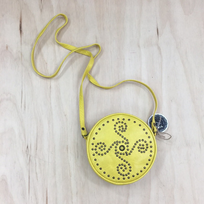Cherokee Festival Bag - Yellow