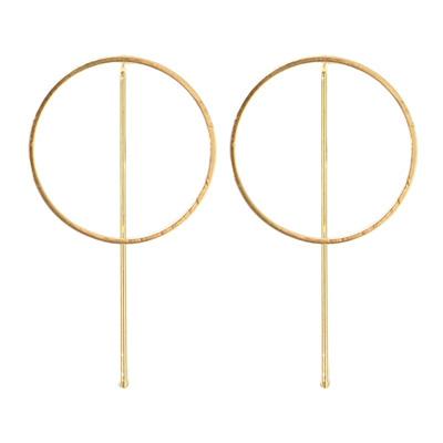 Chloe Earrings - Gold