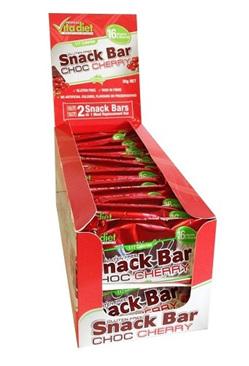 Choc Cherry Snack Bar