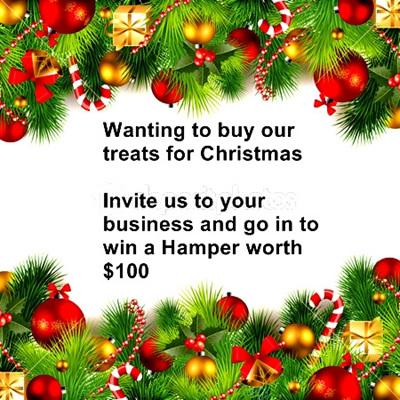 Christmas Festive invitation