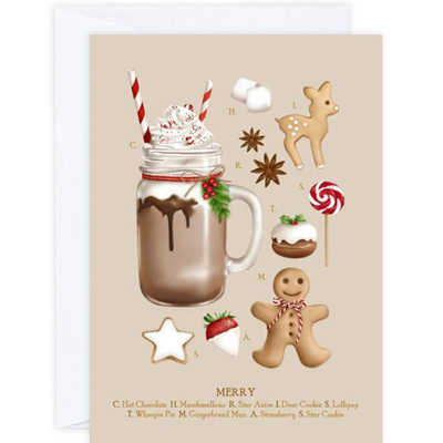 Christmas Treats Card