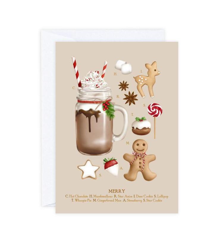 Christmas Treats Card