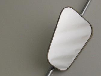 Mirror 14 inch Arm - Bolt Through