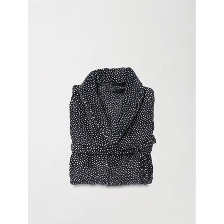 Citta Halo Women's Dressing Gown Black - Medium