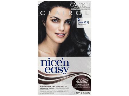 Clairol Nice 'N Easy 2 Natural Black