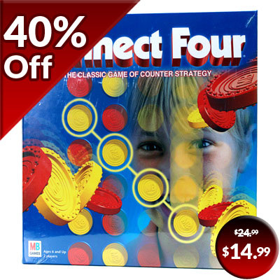 Classic Connect Four