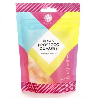 Classic Prosecco Gummies - Bag 100g