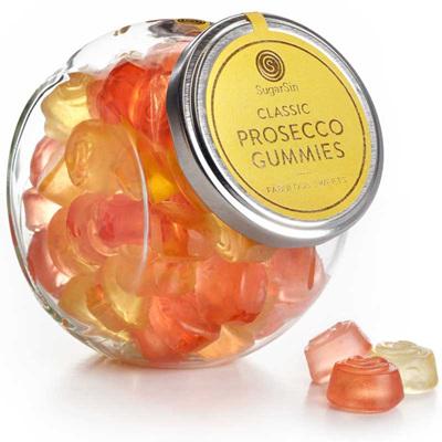 Classic Prosecco Gummies - Jar 280g