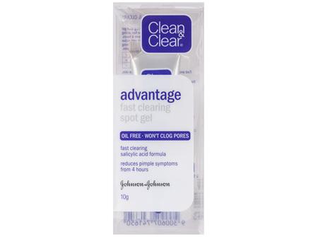 Clean & Clear Advantage Fast Clearing Spot Gel 10G