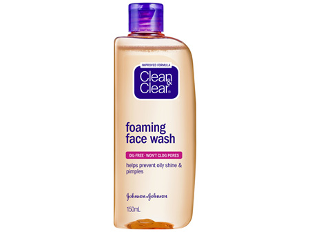 Clean & Clear Foaming Face Wash 150mL