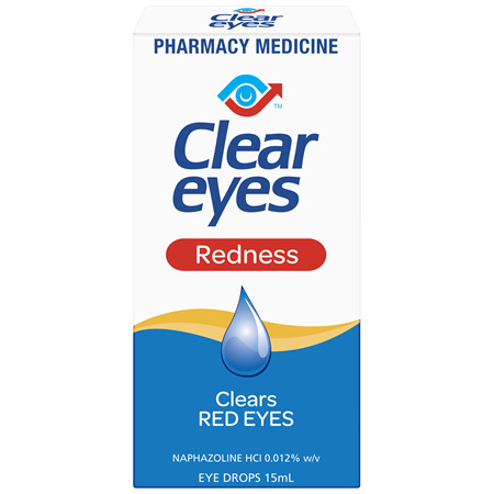 Clear Eyes 15mL