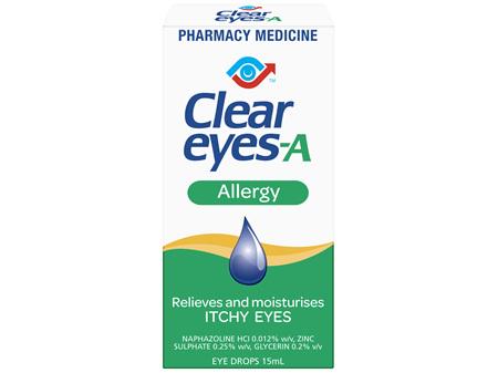 Clear Eyes A 15mL