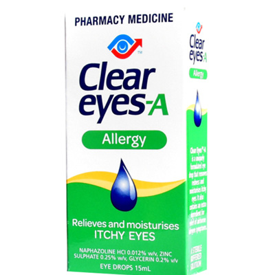 Clear Eyes Allergy - 15ml