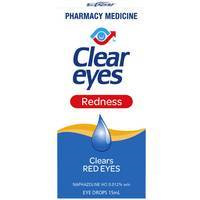 Clear Eyes Redness - 15mL