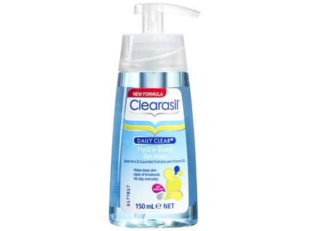 Clearasil Daily Clear Gel Wash 150mL