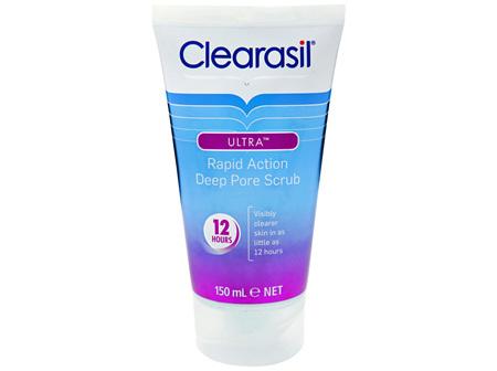 Clearasil Rapid Action Scrub 150mL