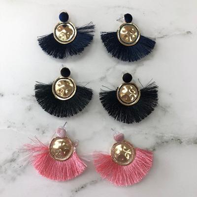 Cleopatra Tassel Earrings