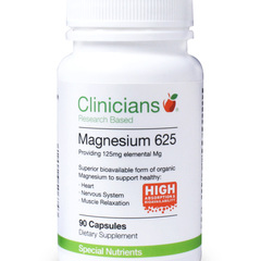 Clin Magnesium Caps 90 Buy 1 Get 1 Free