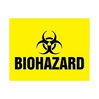 Clinical Biohazard Waste Bag 72L