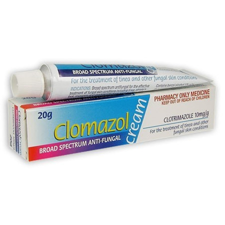 CLOMAZOL Topical Cream 20g