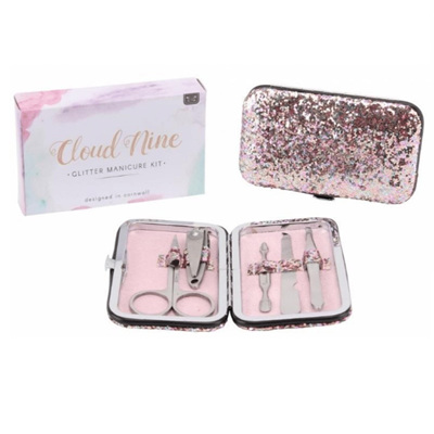 Cloud 9 Glitter Manicure Set